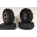 "ATV Hjulpaket 27"" Dirt Crawler 4x110"