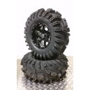 "Hjulpaket 27"" Dirtcrawler Can-Am 4x137"